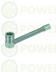 Pipa Metal Twister Grande 115mm