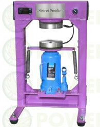 Prensa Hidráulica 20 T (Extracción RosinTech Calor)