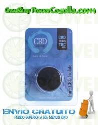 Isolat pur de CBD 99,60% (CBDCure)