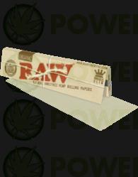 Papel Raw King Size Slim Orgánico