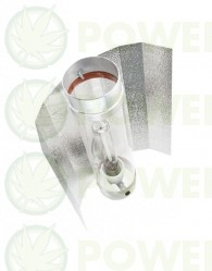 Cool Tube 125mm más Reflector Liso