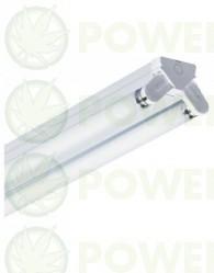 Regleta Industrial Tubos Fluorescentes 2x18w