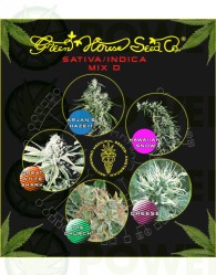Sativa/Indica mix D (Green House Seeds)