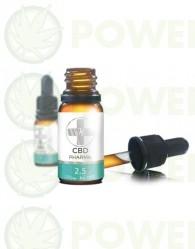 Serum Aceite 2,5% CBD PHARMA