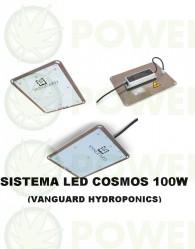 SISTEMA LED COSMOS 100W (VANGUARD HYDROPONICS)