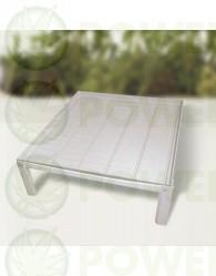 Soporte para mesa o bandeja de cultivo 1x1,11m biodegradable