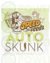 Auto Skunk 30 unds (Speed Seeds) Semilla Feminizada Autofloreciente Cannabis
