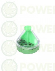 Grinder Super Sharp Funnel Colores Rellenar Cono o Vaporizador