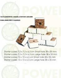 Taco AgraWool 10X10X6.5cm Plug 28X35mm