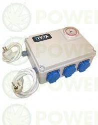 Temporizador de 8x600W TEMPO BOX
