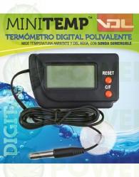 Termómetro MINITEMP VDL DIGITAL