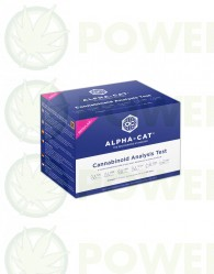 Test Cannabinoides Alpha-Cat Kit de Análisis de Cannabis