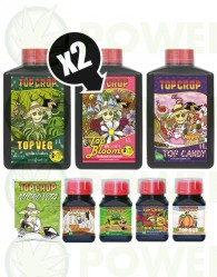 Top Crop Starter Pack Tierra