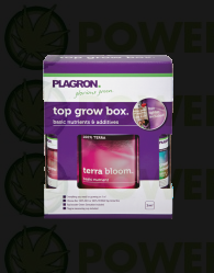 Top Grow Box 100% Terra Plagron