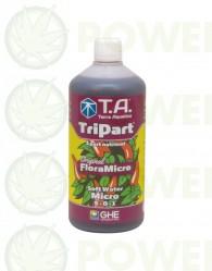 TRIPART MICRO AGUA BLANDA FLORA SERIES (TERRA AQUATICA) 1 litro