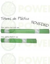 Tutor Plástico