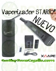 VAPORIZADOR DIGITAL STARRY ( X-VAPE )