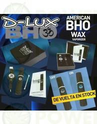 Vaporizador BHO de Bosillo D-Luxe + Dabber