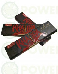 Papel Natural Raw K.S.S. Edición Wiz Khalifa + Boquillas + Prensador