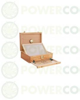 Caja 00Box Curado Marihuana (Madera Cedro) Grande