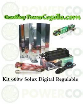 Kit 600w Solux Digital Regulable