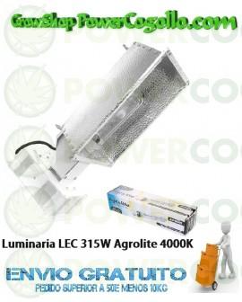 Luminaria LEC 315W Agrolite 4000K