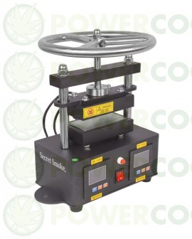 Prensa Screw Manual de Secret Smoke (Extracción RosinTech Calor)