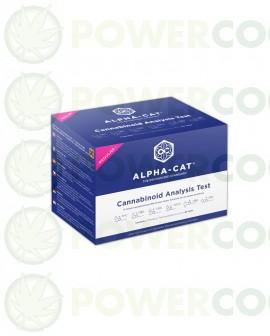 Test Cannabinoides Alpha-Cat Mini Kit de Análisis del Cannabis