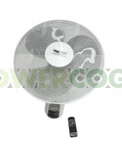 Ventilador Cyclone Pared Mando a Distancia