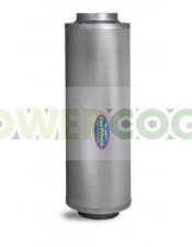 Filtro Can In-line 2500 m³/h 315mm boca