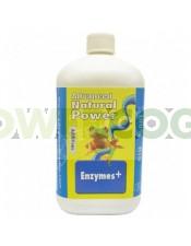 Enzymes+ de Advanced Hydroponics es 100% biológico.
