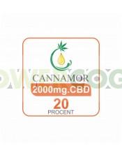 ACEITE DE CBD 20% CANNAMOR (10ML)