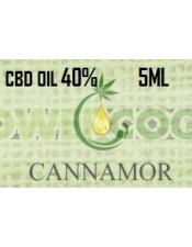 ACEITE DE CBD 40% CANNAMOR (5ML)