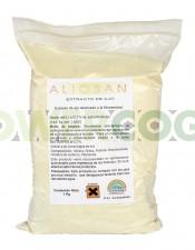 ALIOSAN bolsa polvo extracto de ajo insecticid