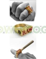 Anillo RAW Smokers Ring