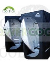 Armario CoolTech 120x120x200 cm Cultivo Cananbis