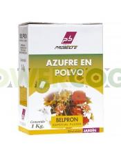 Azufre en Polvo 500g Belpron antioidio y acaricida