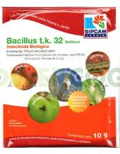 Bacillus T.k. 32millones (Sipcam) mata orugas