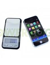 Balanza Precisión Digital Fuzion Iphone 100gr/0,01gr.