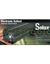 Balasto Electrónico Solux 250 W con potencia Regulable Para el cultivo interior