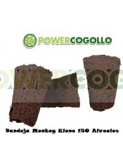BANDEJA MONKEY KLONE 150 ALVEOLOS