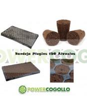 Bandeja Plugins 150 Alveolos