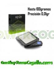 Báscula Digital Kenex Eclipse-100gr/ 0,01gr