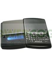 Báscula de Precisión Blackberry 100gr/0,01gr En PowerCogollo.com - Dr.Cogollo Castellón siempre tenemos los mejores precios en Básculas Digitales de Precisión más baratas Balanza de Precisión con aspecto de teléfono móvil Blackberry. Hasta ahora las tende