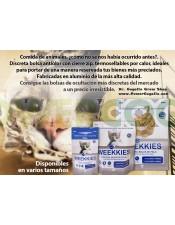 Bolsa Hermética de Ocultación Weekkies 3kg comida de gatos