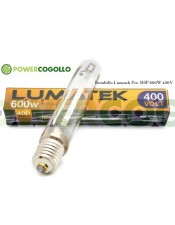 Bombilla Lumatek Pro SHP 600w 400V (Mixta)