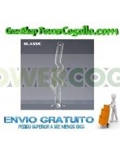 BONG CRISTAL GLASSIC 50cm CURVADO