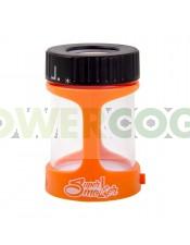 Bote con Luz y Lupa Focus de Super Smoker