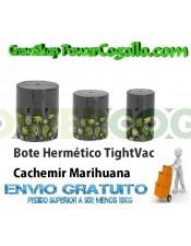 Bote Hermético TightVac Cachemir Marihuana