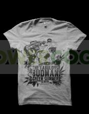 Camiseta The Fabulous Budman de Smonkey T-Shirt Marihuana